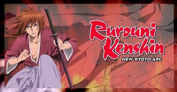 Rurouni Kenshin New Kyoto Arc