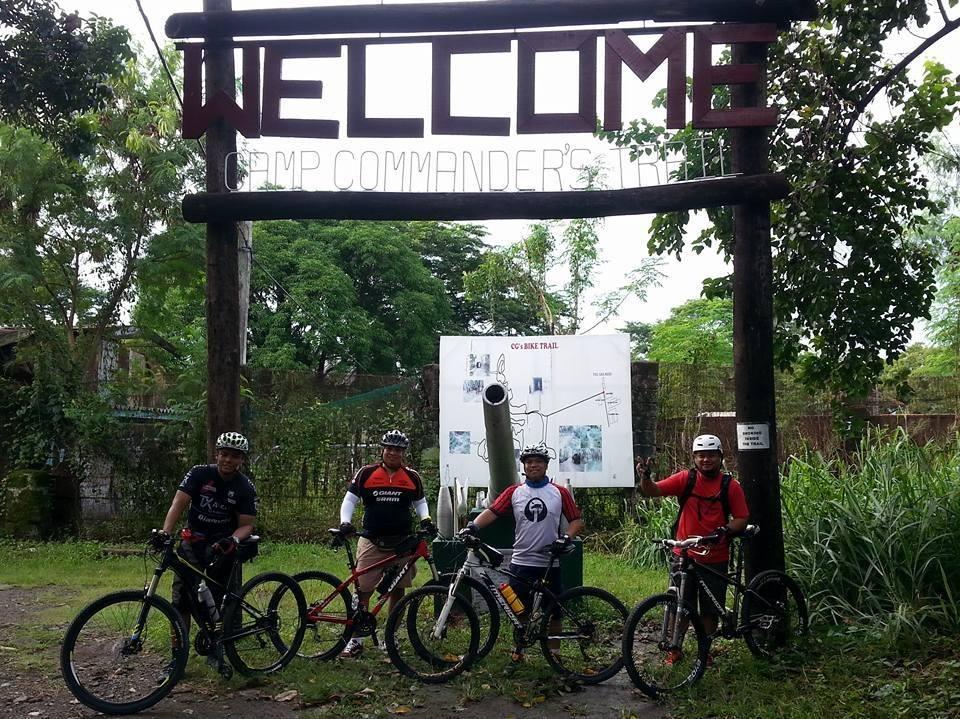 Bikeccamp Aguinaldo