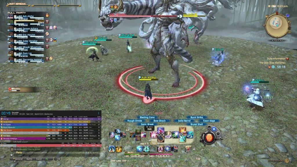 Final Fantasy XIV – Byakko (Extreme) Guide
