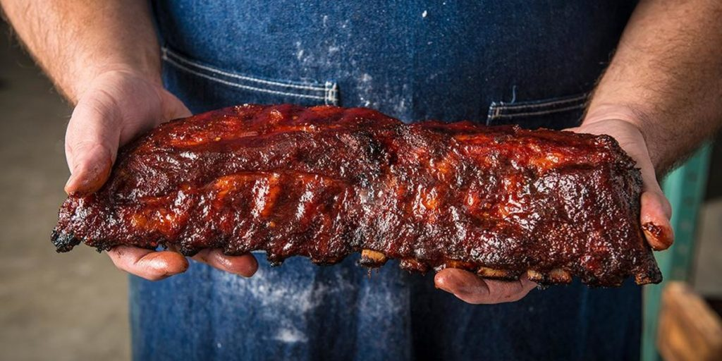 Smoked Spice Rub Ribs Traeger Wood Pellet Grills Re He M 1024x512