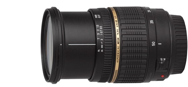 Tamron 17 50mm F 2.8 Xr Di Ii Lens