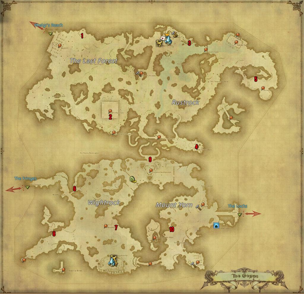 Ffxiv Maps Peaks 1024x991