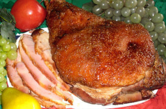 Garcia Chinese Ham Bone In 335x220