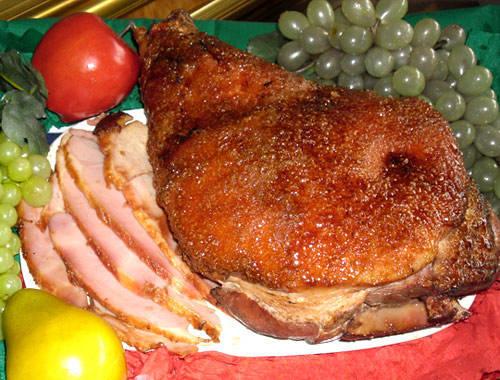 Garcia Chinese Ham Bone In