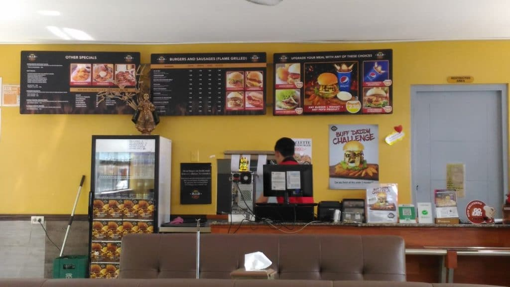 H.I.D Burgers Review