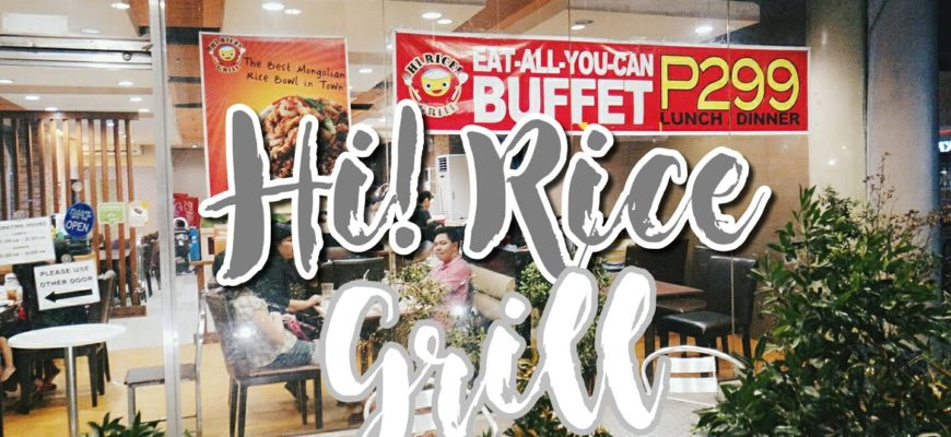 Hi Rice Grill Review