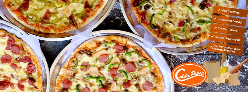 Calda Pizza Review