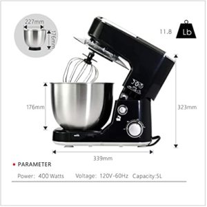 10 Best Mixer for Pizza Dough of 2021 [Reviewed]