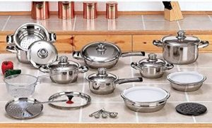 8 Best Waterless Cookware in 2021 【All Brands Reviewed】